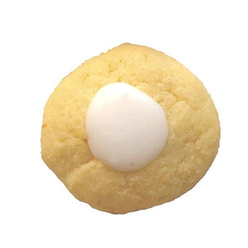 Lemon Sponge Keto Cookies - pack of 6