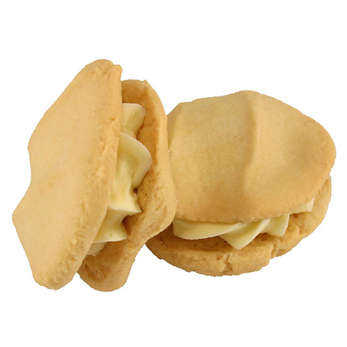 Vanilla Melting Moments Cafe Cookies - pack of 12