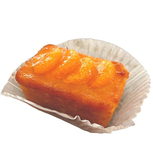 Orange & Almond Gluten Free Little Loaves - pack of 3