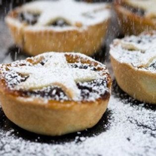Fruit Mince Pies - Pack of 6
