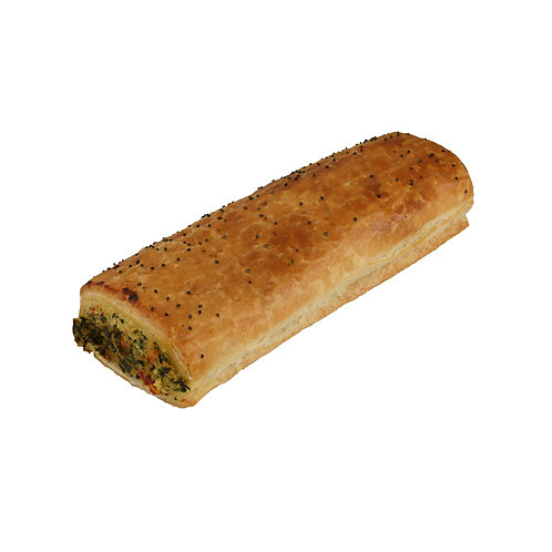 Spinach Sundried Tomato & Ricotta Sausage Rolls - pack of 6