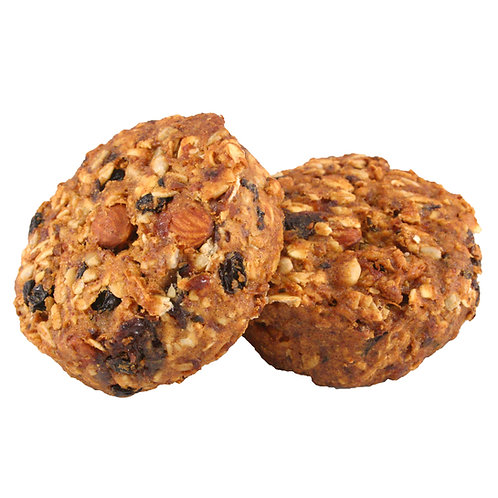 Muesli Cafe Cookies - pack of 12