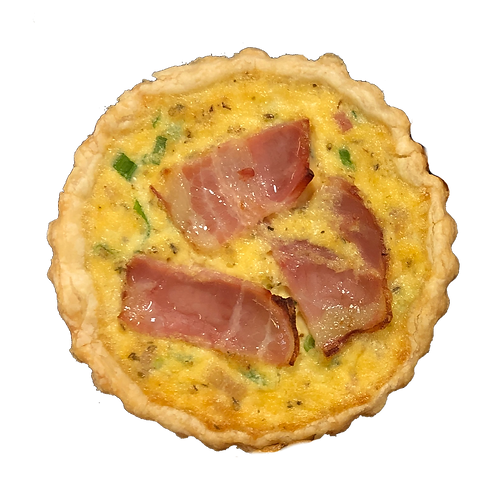 Gourmet Breakfast Quiche - pack of 6