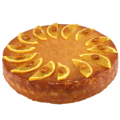 Orange & Almond Gluten Free Cake