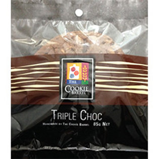 Triple Choc Grab N Go Cookies - pack of 10