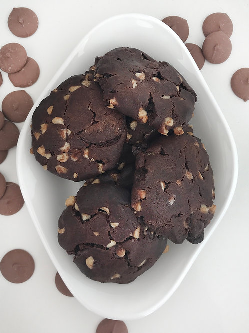 Triple Choc Cookie Dough