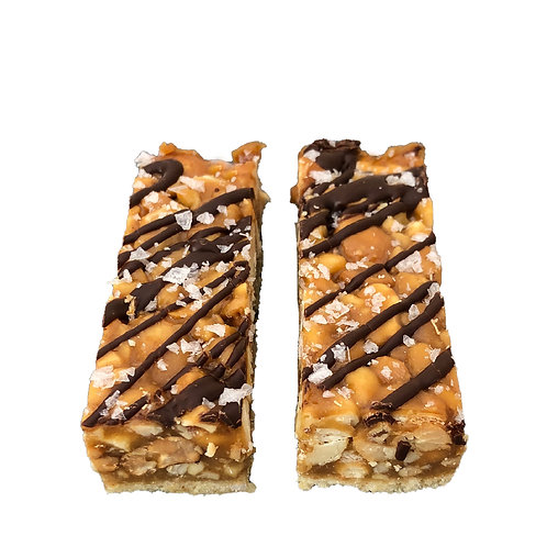 Salted Chewy Cashew Finger Slice - pack of 12