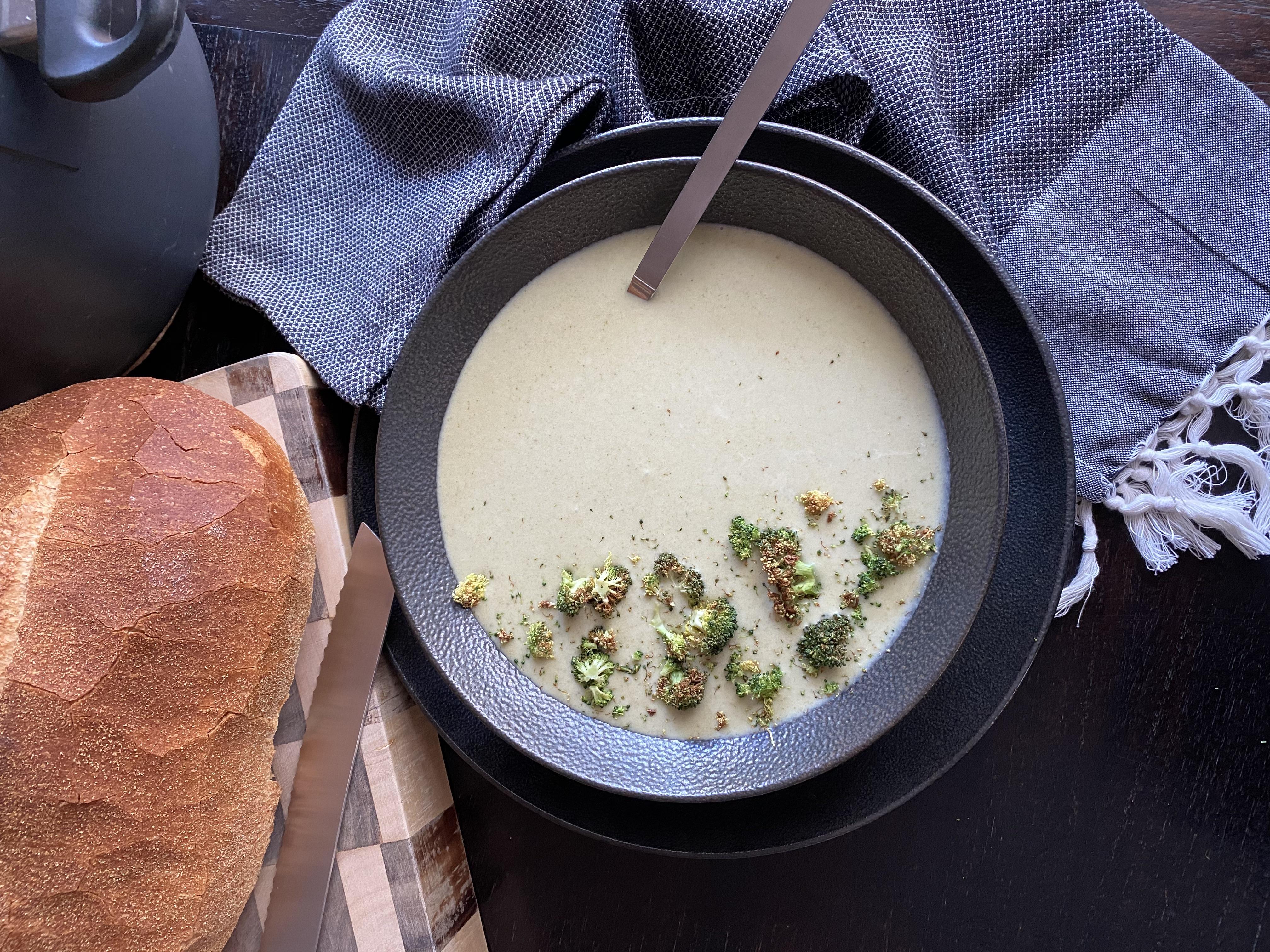 Broccoli & Cheddar Soup