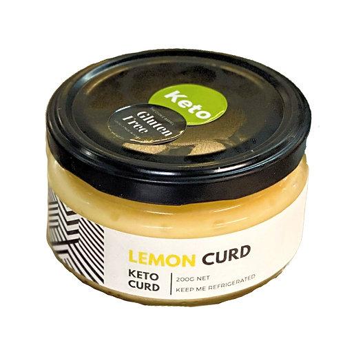 Lemon Keto Curd