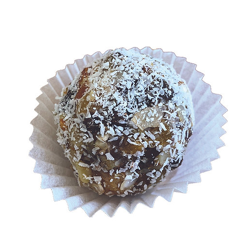 Coconut Chia Raw Balls - pack of 12