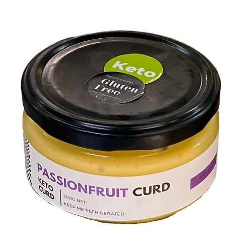 Passionfruit Keto Curd