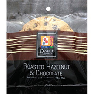 Roasted Hazelnut & Choc Grab N Go Cookies - pack of 10