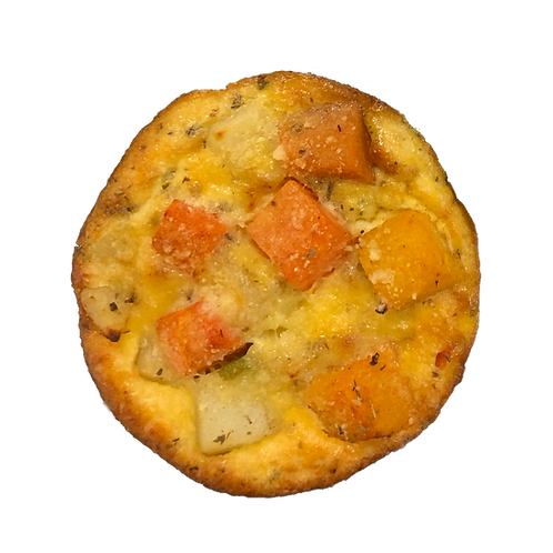 Roasted Vegetable Frittata Gluten Free - pack of 6