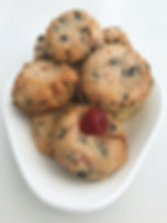 Chewy Choc Chip Cookie Dough