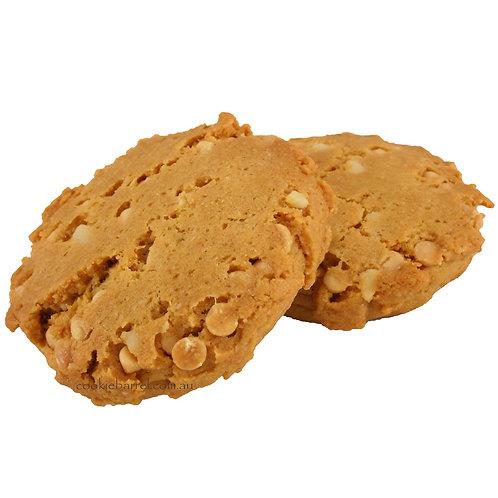 Macadamia & White Choc Gluten Free Cookies  - pack of 12