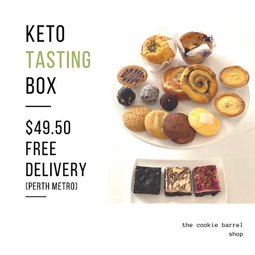 Keto Tasting Box