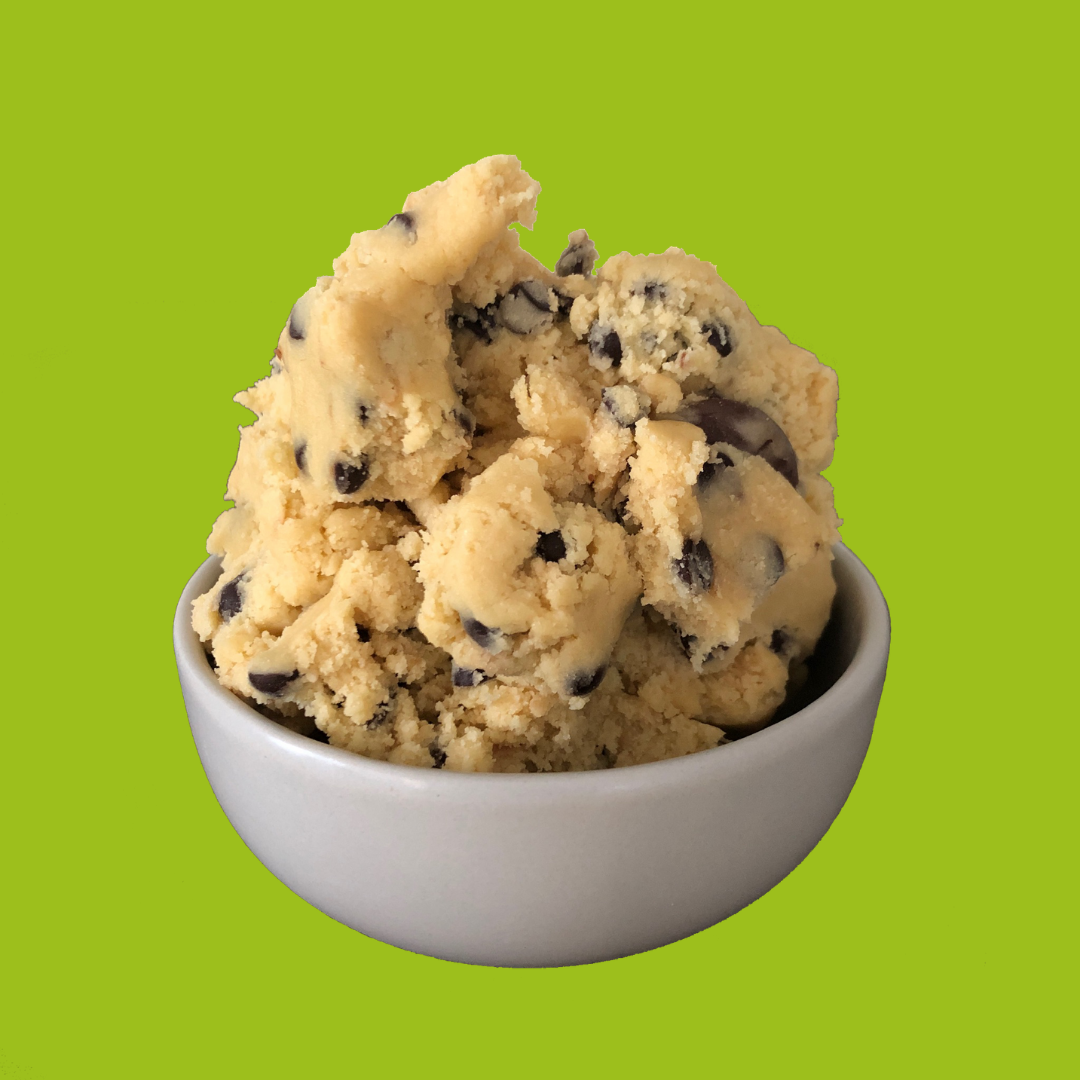 American Choc Chip Cookie Dough