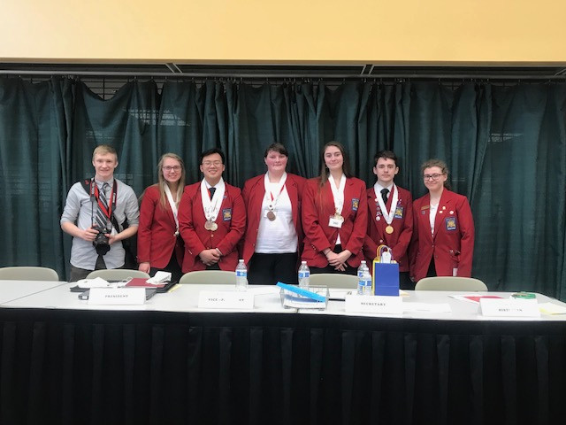 State Officers 2019-2020