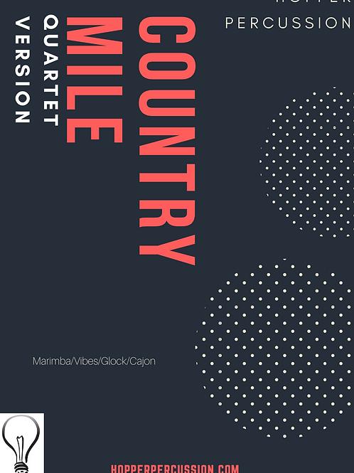 Country Mile Quartet
