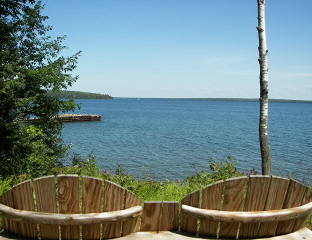 Relax on Lake Superior