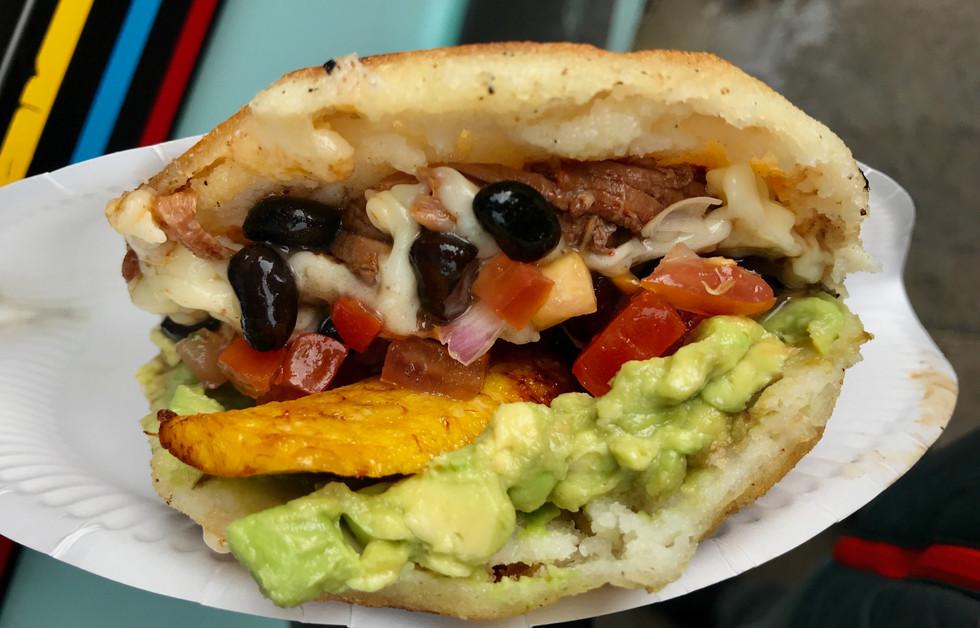 Latin Street Food