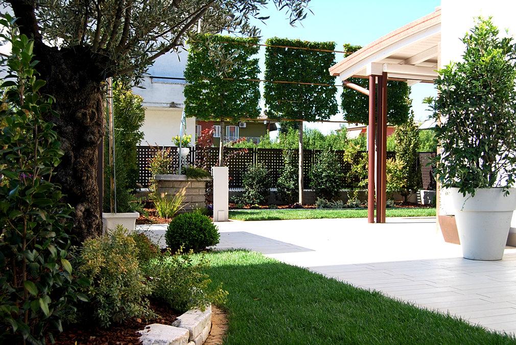 Favoloso Realizzazione giardini privati OB52