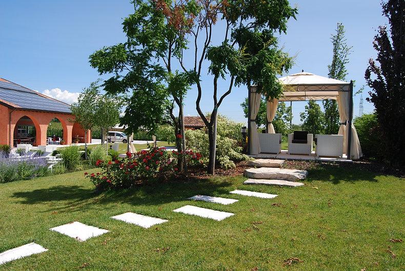 Progettazione e realizzazione giardini Verona