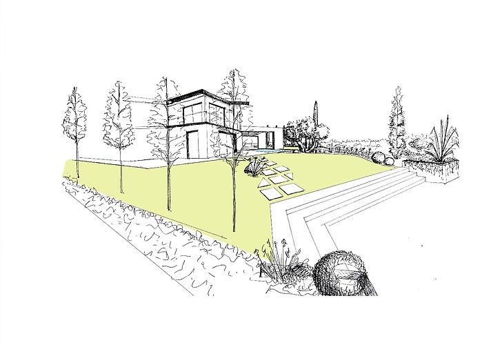 Manutenzione giardini Verona, Villafranca