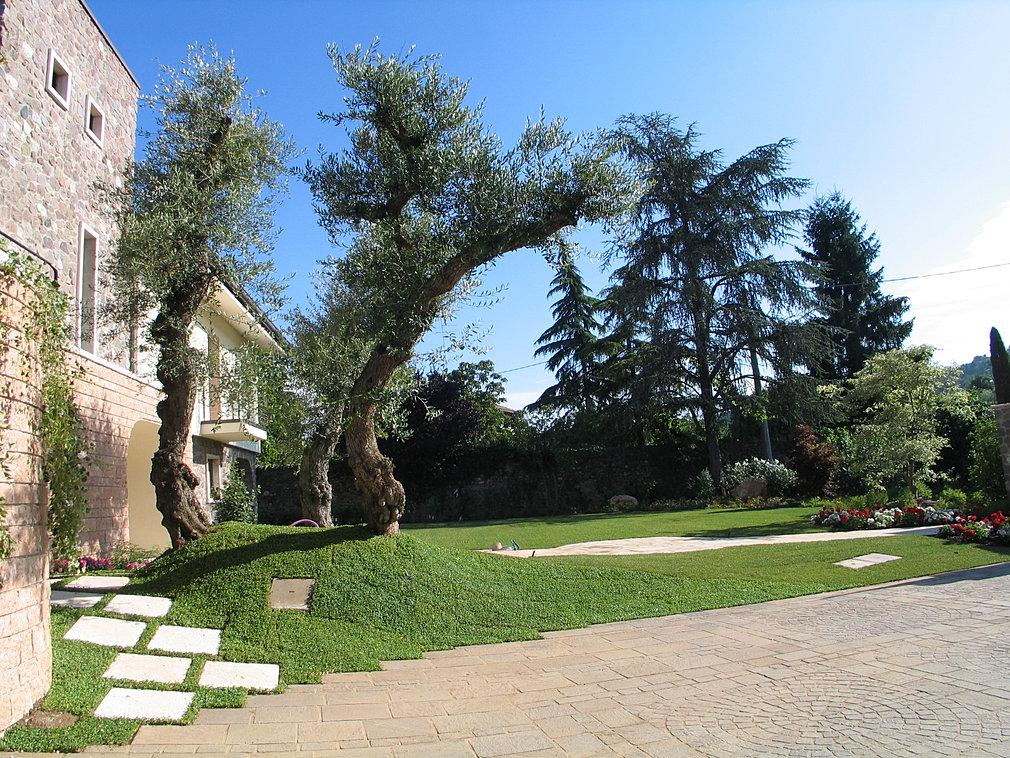 Realizzazione giardini privati for Realizzazione giardini privati