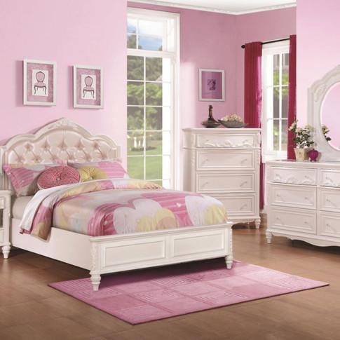Caroline Full Upholstered Panel