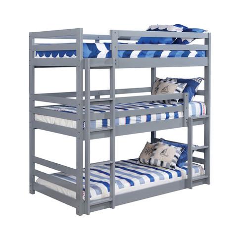 Sandler Twin Triple Bunk Bed