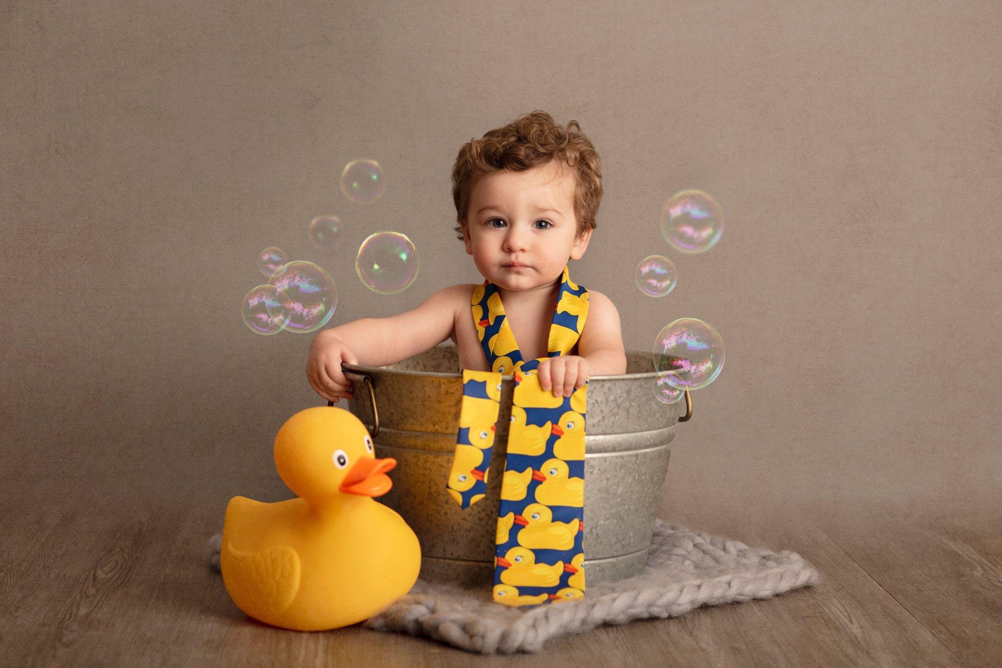 Sitter Ducky