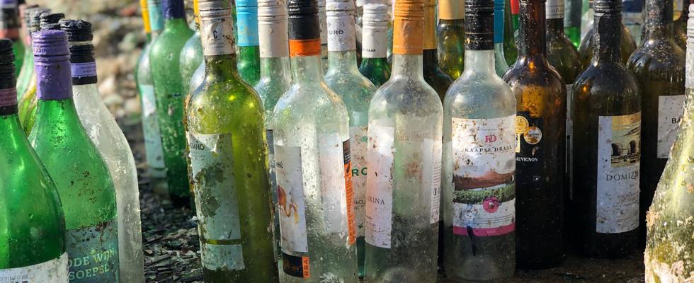 Monitoring verpakkingen wijn & gedistilleerd