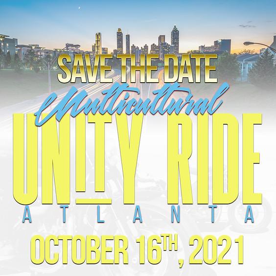 Multicultural Unity Ride - Atlanta Edition