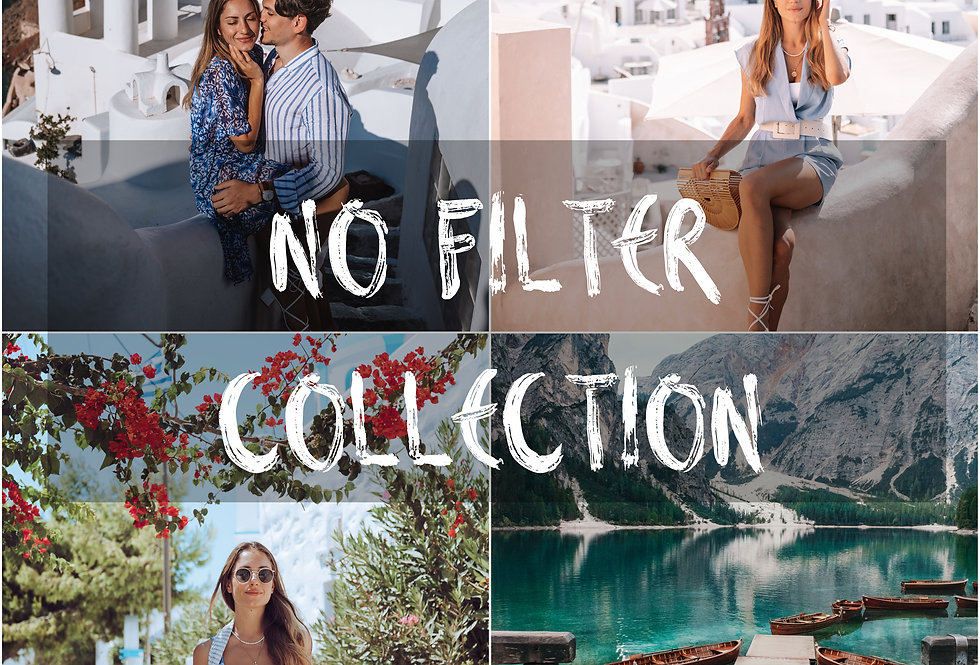 No Filter Collection MOBILE