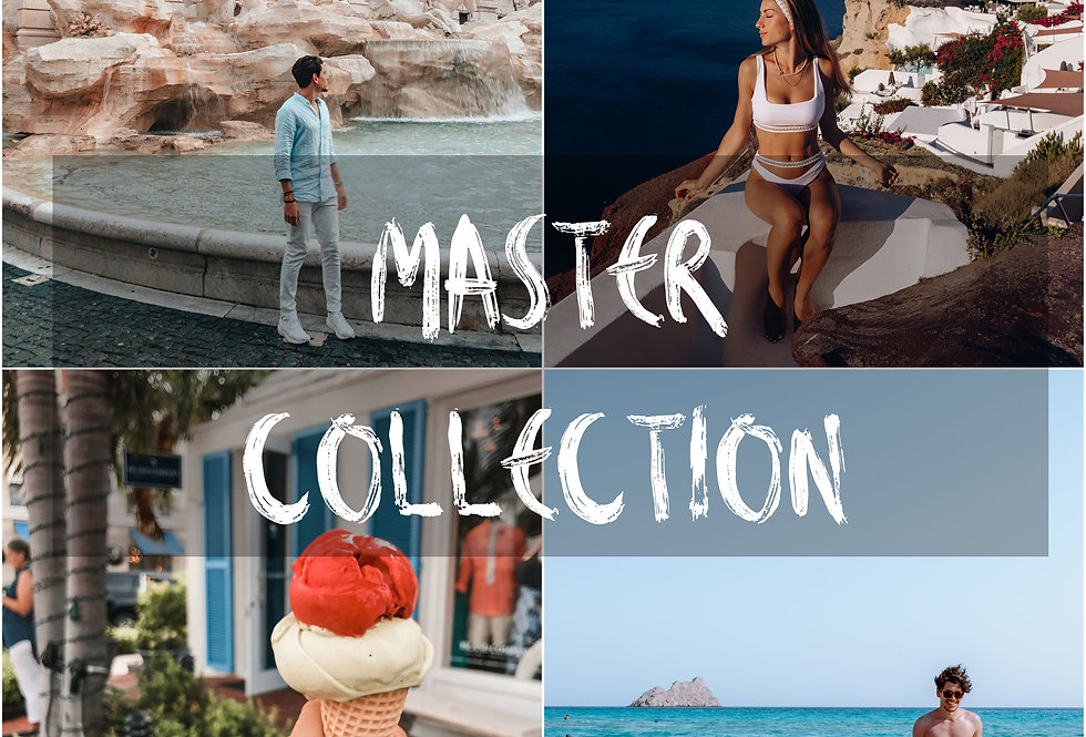 Master Collection 3-in-1 (ALL PRESETS)
