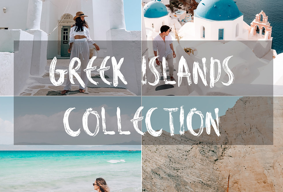 Greek Islands Collection MOBILE