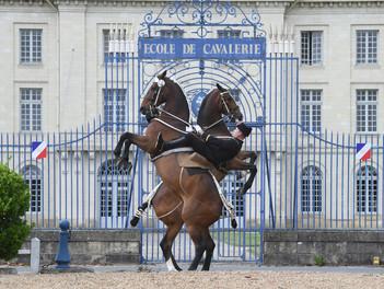 Ecole Nationale de Cavalerie – pourquoi à Saumur ?