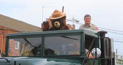 Smokey the Bear & Ranger