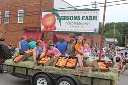 Parson's Farm Float