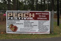 Peach Festival Sponsors