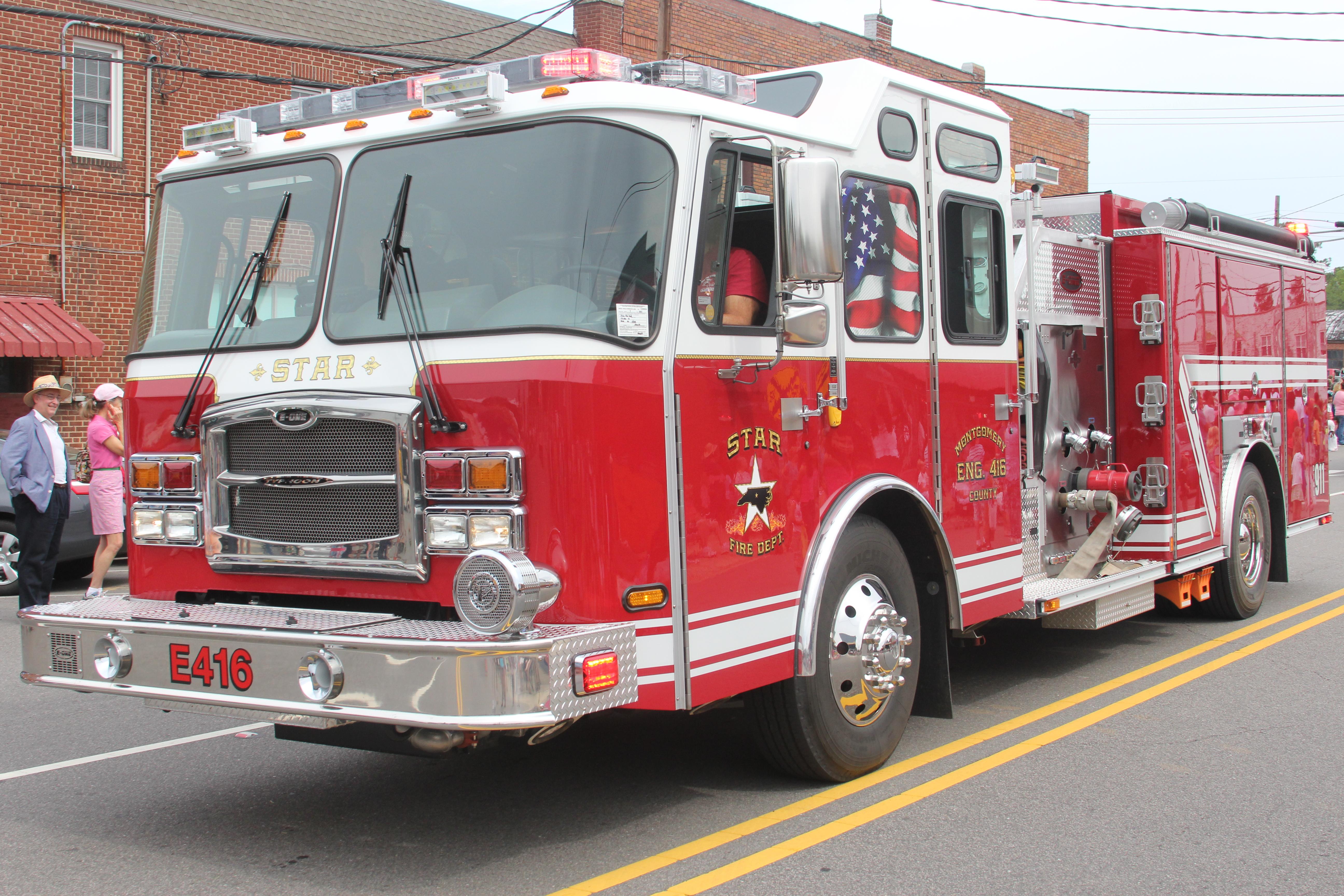 Star Fire Department