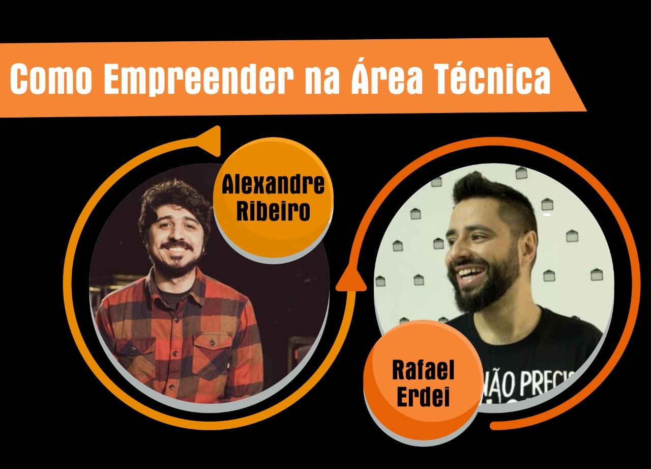 ALEXANDRE RIBEIRO (SP) e RAFAEL ERDEI