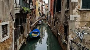 Sinking City HWY Venice Italy