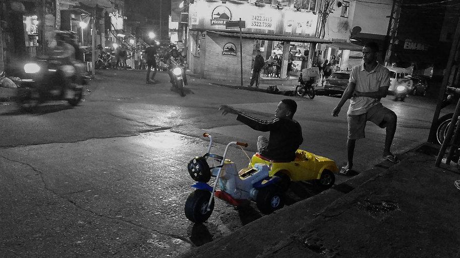 Favela Childs Play- Rio de Janeiro, Braz