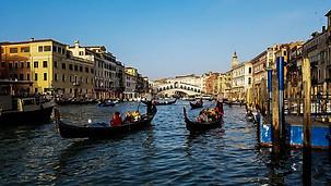 Sinking City - Gondala - Venice, Italy