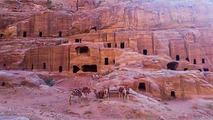 Rose City- Petra, Jordan