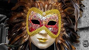 Sinking City  Mask Venice Italy