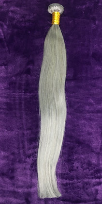 "18"" SILVER STRAIGHT BUNDLE"