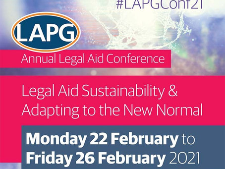 Dr Louise Bowers presents seminar at the LAPG Annual Conference